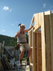 VT carpentry school