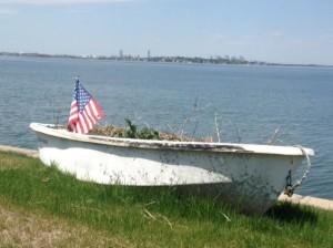 Run Aground boat