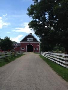 Sherborn farm