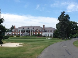 Woodland Club House