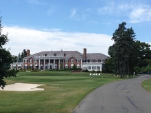 Woodland Club House